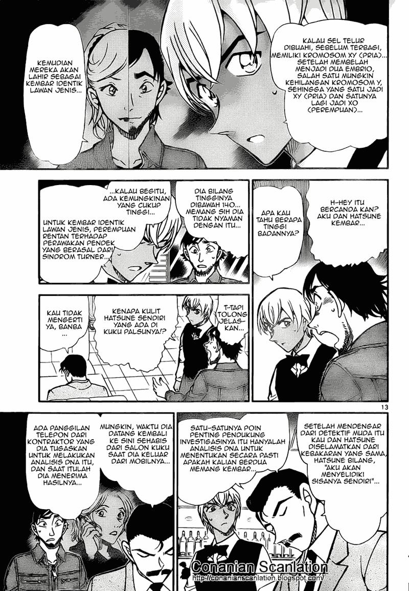 detective conan bahasa indonesia 795 page 13