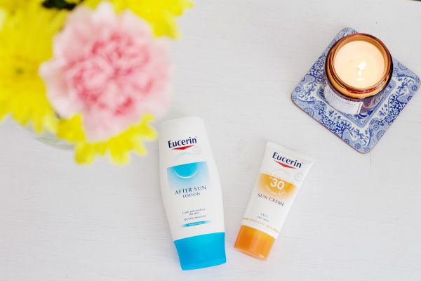 Eucerin sun care review