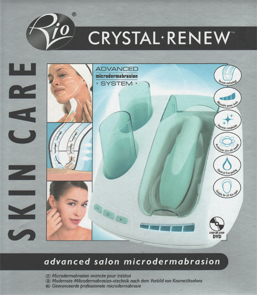 crystal renew antirughe efficace