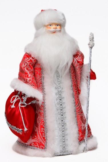 Снегурочка и дед мороз под елку своими руками
