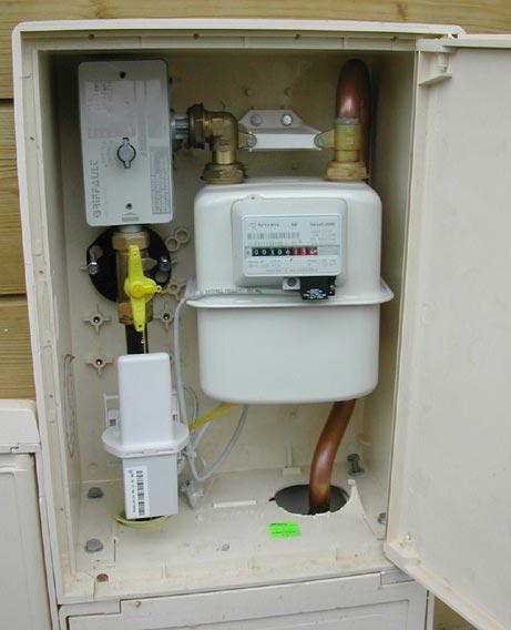 Le blog plomberie chauffage energies renouvelables elyotherm mai 2014 - Installation compteur gaz ...
