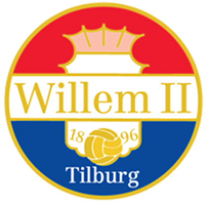 Logo Klub Sepakbola Willem II Tilburg Liga Belanda