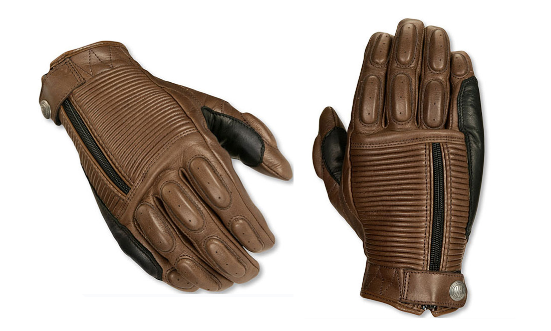 cafe racer gloves rolan sands diesel