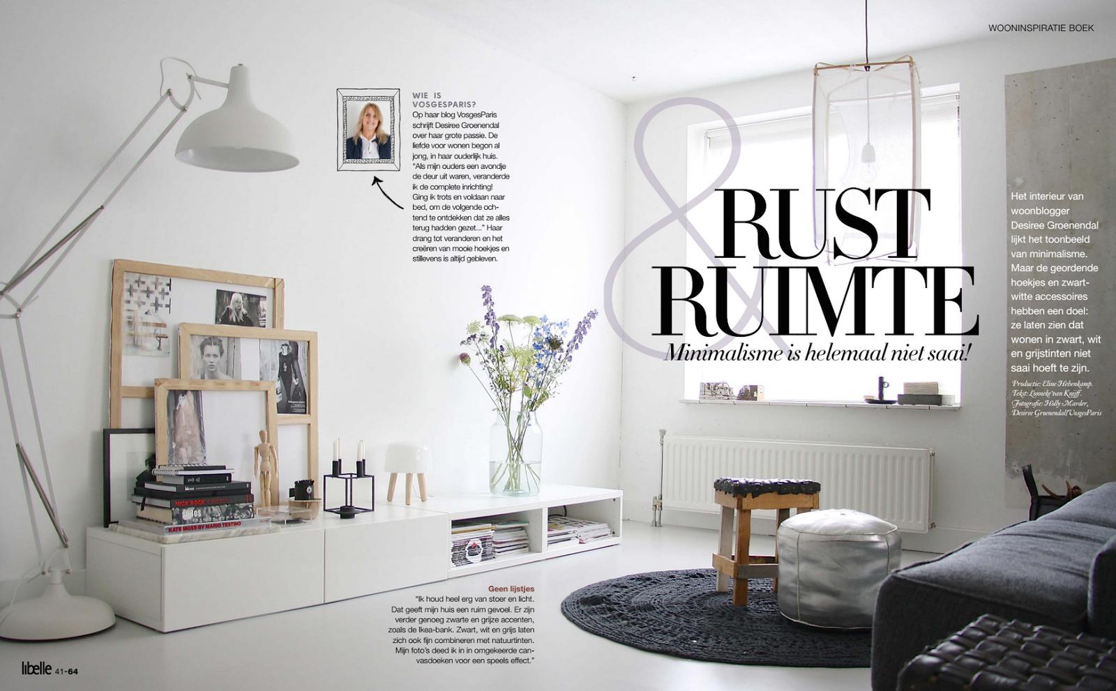 vosgesparis media libelle magazine minimalism isn 39 t boring. Black Bedroom Furniture Sets. Home Design Ideas