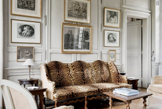 Lusting For Leopard Home Interior Design Ideas