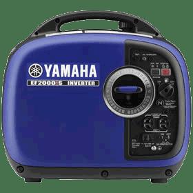 Yamaha 2000 Watt Inverter Generator