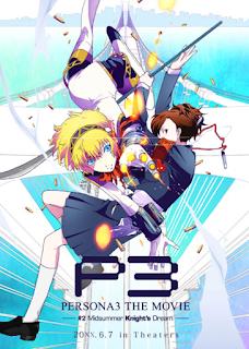 Persona 3 the Movie: #2 Midsummer Knight's Dream BD Sub  Indo