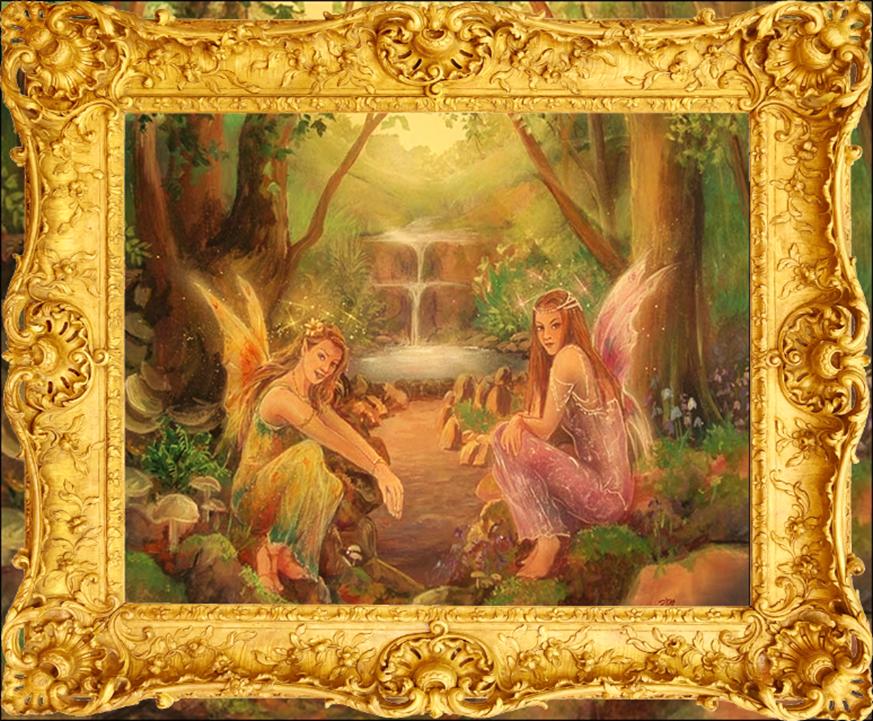 'Fairy Grotto'