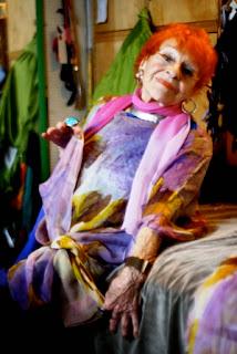 Ilona Smithken, fashion, Kay Melnick, Marla Gentry