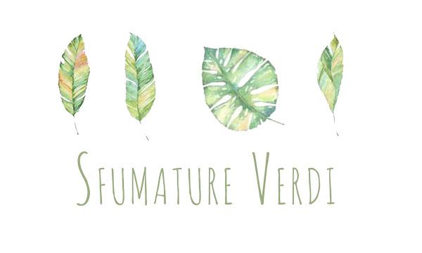 sfumature verdi