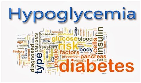 Signs and symtoms of hypoglycemia