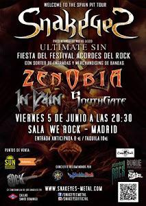 FIESTA DEL FESTIVAL ACORDES DE ROCK 5-6-2015