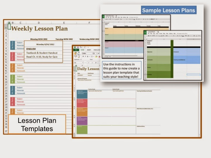 The best of teacher entrepreneurs ii lesson plans using google instructions have been added for importing excel 2013 lesson plan templates into google sheets so that you can use these templates or migrate your own saigontimesfo