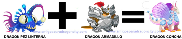 como hacer el dragon concha en dragon city-4