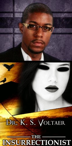 """Patrick McLaw & His Book """"The Insurrectionist"""""""
