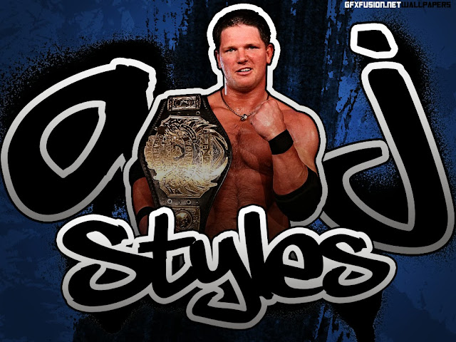 A.J. Styles WWE Wallpapers HD