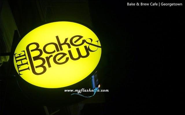 槟城美食与 Cafe | Bake & Brew Cafe @ Georgetown