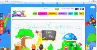 FUN LESSONS AND GAMES FOR KIDS.