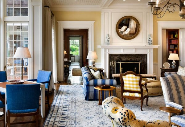 10 rules from famous interior designers for Famous interior designers