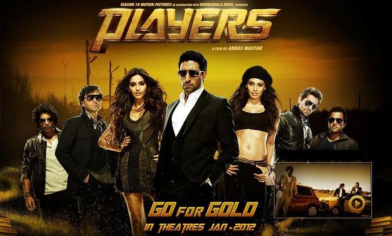 Players (2012) Hindi Full Movie Download