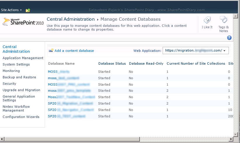 make sharepoint farm read-only