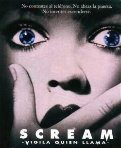 Scream. Vigila Quién Te Llama