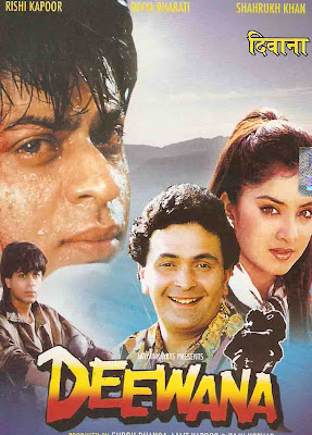 Deewana (1992) Watch Movie Online With Subtitle Arabic  مترجم عربي