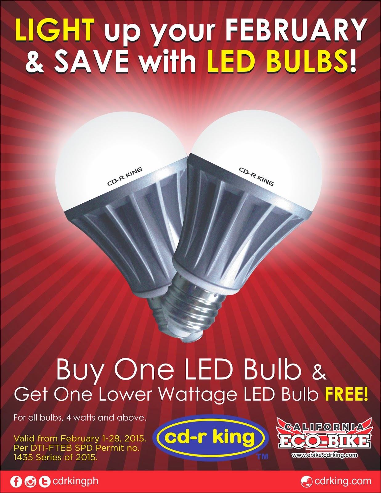 led light bulbs for a lot less wazzup pilipinas news and events