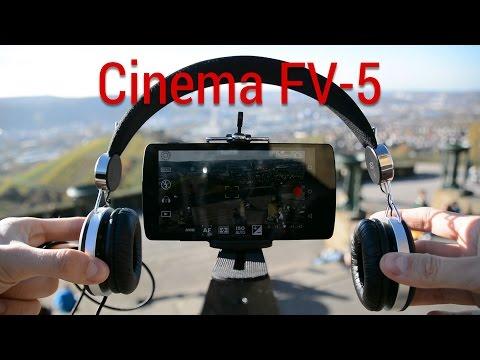 Download Cinema FV 5 Pro versi 1.51 Untuk Android