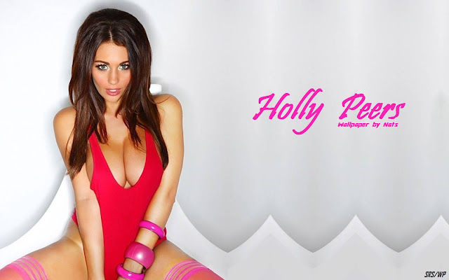 Holly Peers Wallpaper