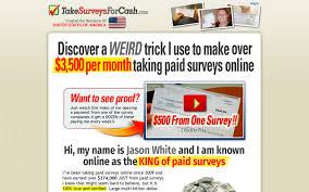 Take Online Survey for Money