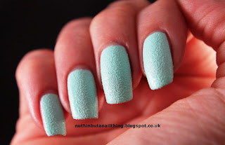 Barry M Textured Nail Effects