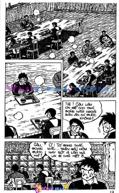 Jindodinho - Đường Dẫn Đến Khung Thành III Tập 55 page 19 Congtruyen24h