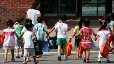 Wanita di Korea Sebagian Besar Tidak Ingin Punya Anak