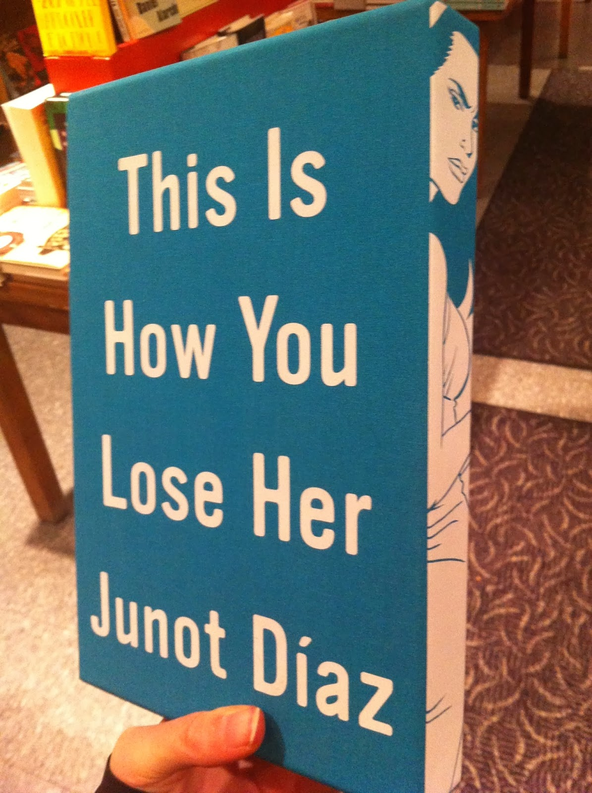 This is how you lose her deluxe edition by junot diaz illustrated by jaime hernandez