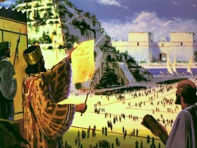 Sihir di Kalangan Penduduk Babilonia