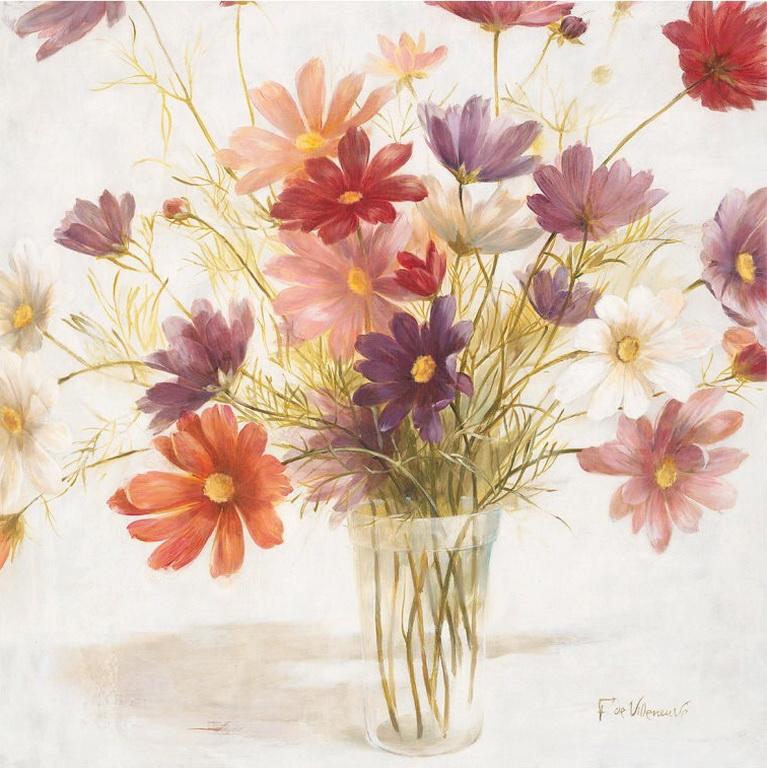 Коллекция картинок: Цветочное от Fabrice de Villeneuve