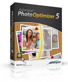 Ashampoo Photo Optimizer doesn't try to replace major graphics programs