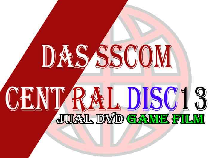 Jual DVD Game Film