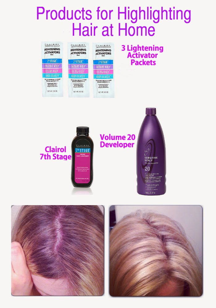 Refashioning Hair Highlighting Hair At Home Page 2