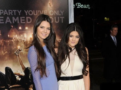 Kendall Jenner  Brody Jenner on Jenner   Kendall Jenner Dress   Kendall Jenner Legs   Kendall Jenner