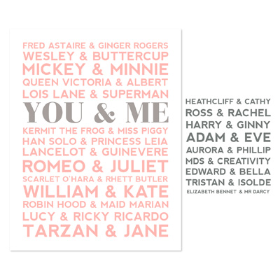 Stampin' Up! You & Me Designer Template Digital Download