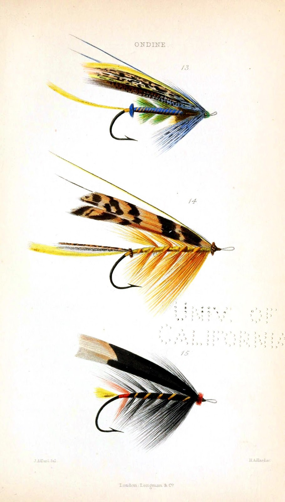 The graffical muse page 48 of 54 inspiring creativity for Fly fishing lure