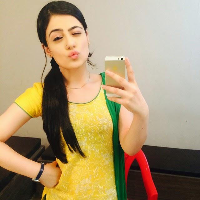 Radhika Madan Hot sexy look tight short jeans blouse saree backless ...