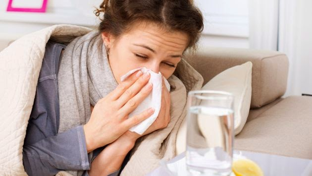 Plantas saludables para Gripe