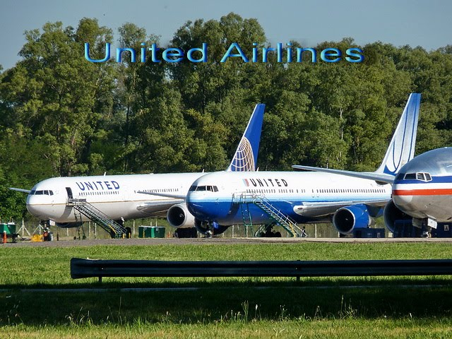United y Continental Airlines