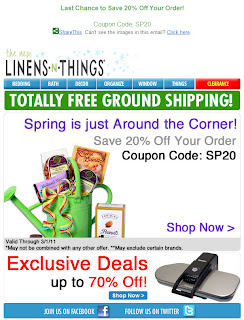 Click to view this Feb. 27, 2011 Linens n Things email full-sized