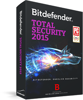 Download BitDefender Total Security 2015 + Crack