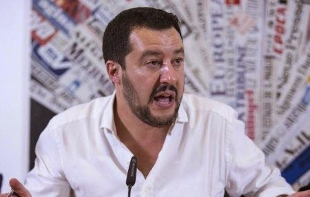 Matteo Salvini foto