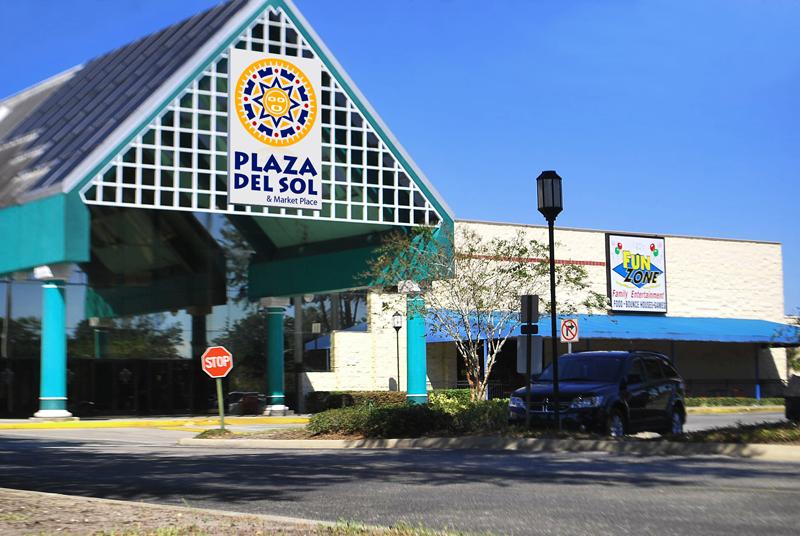 Disney f cil e barato shoppings outlets em orlando e for Eventos plaza del sol